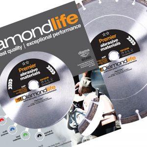 Diamond Life® Blades - Abrasive Material